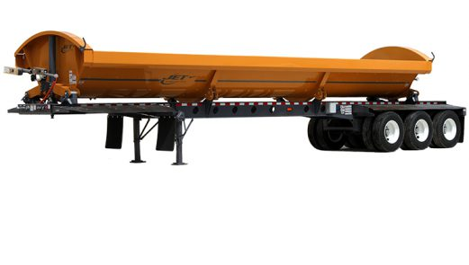 Side Dump Trailers 521x295 jet company quality jet trailers side dump, grain, drop deck jet side dump trailer wiring diagram at edmiracle.co