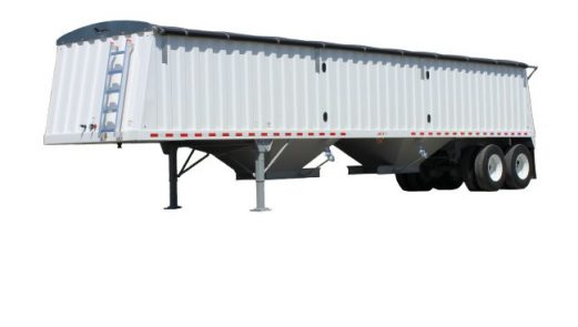 Steel Grain Hopper Trailer cutout e1502483645639 521x295 jet company quality jet trailers side dump, grain, drop deck jet side dump trailer wiring diagram at edmiracle.co